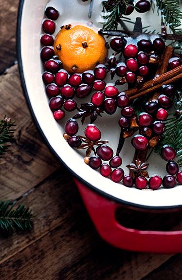 Réinventer le repas de Noël