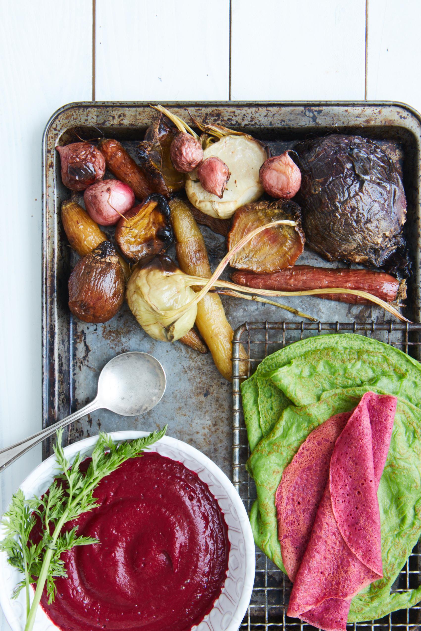Les 7 vies des légumes grillés et moches