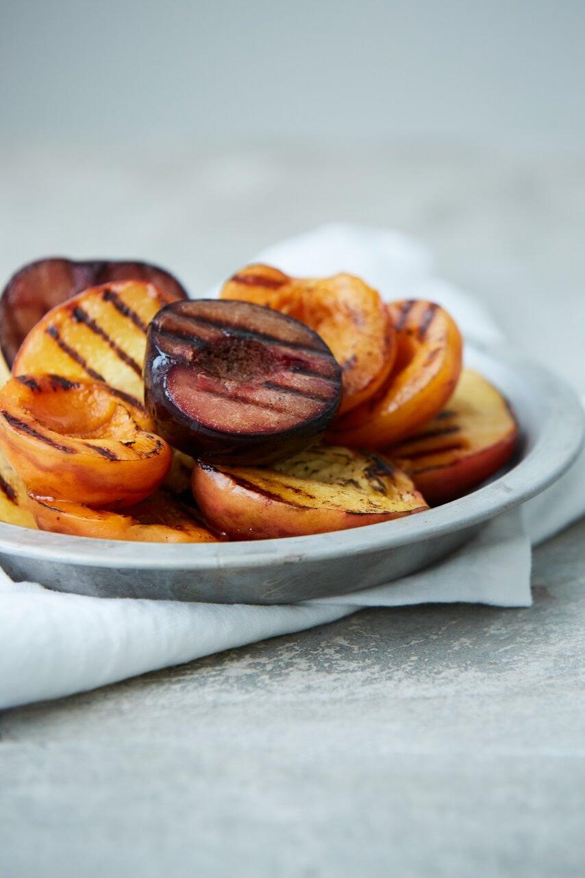 Confiture fruits grillés