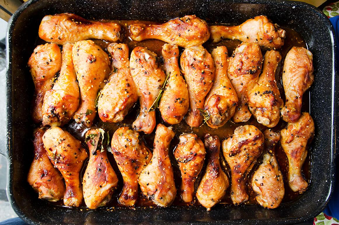 Chic Frigo Sans Fric | pilons de poulet