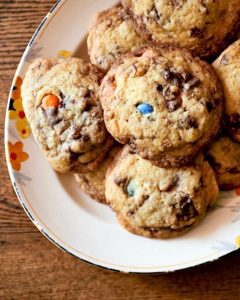 Biscuits bonbons