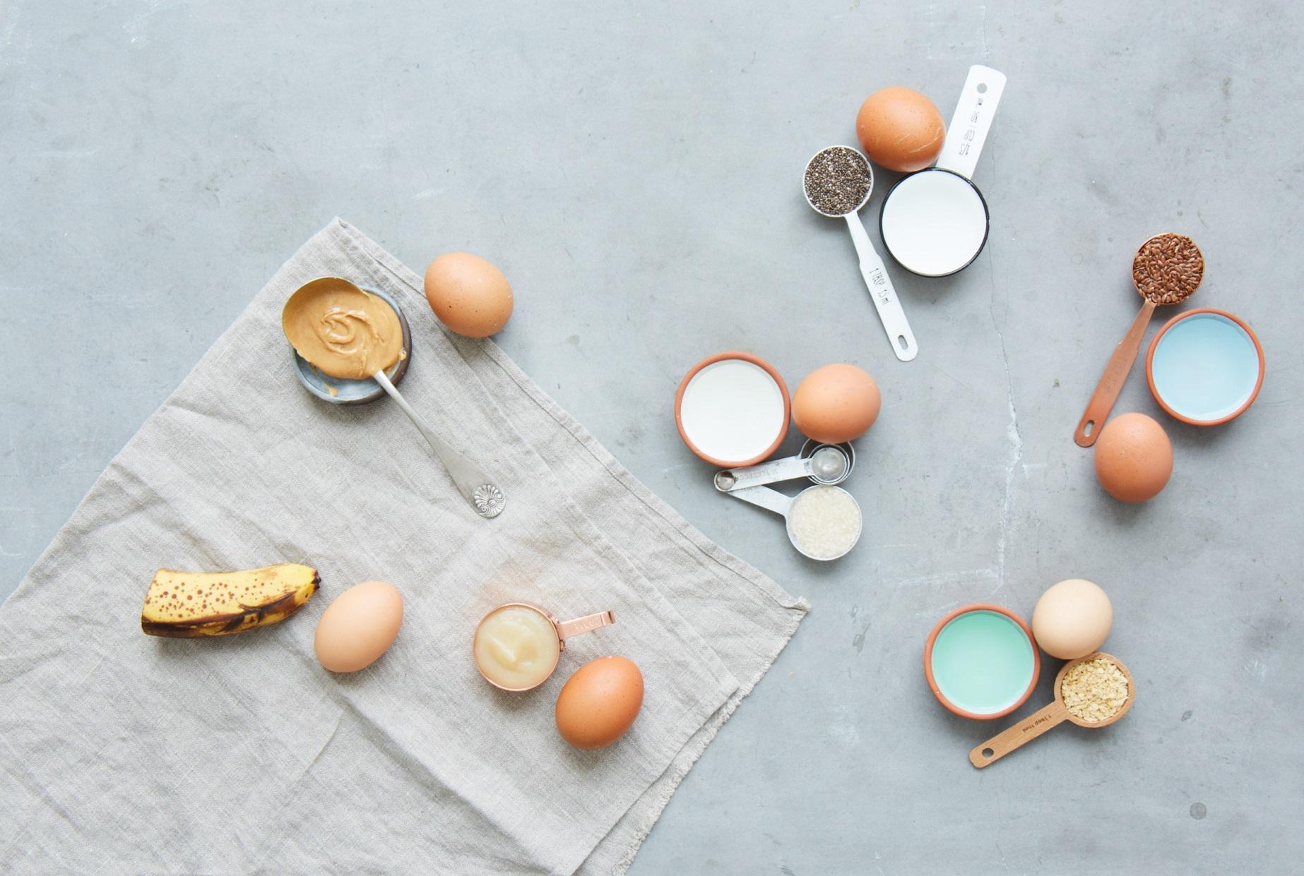 Comment remplacer les oeufs dans une recette