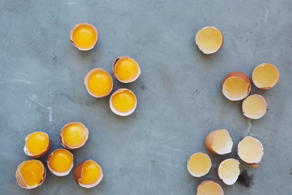 Remplacer les œufs dans une recette