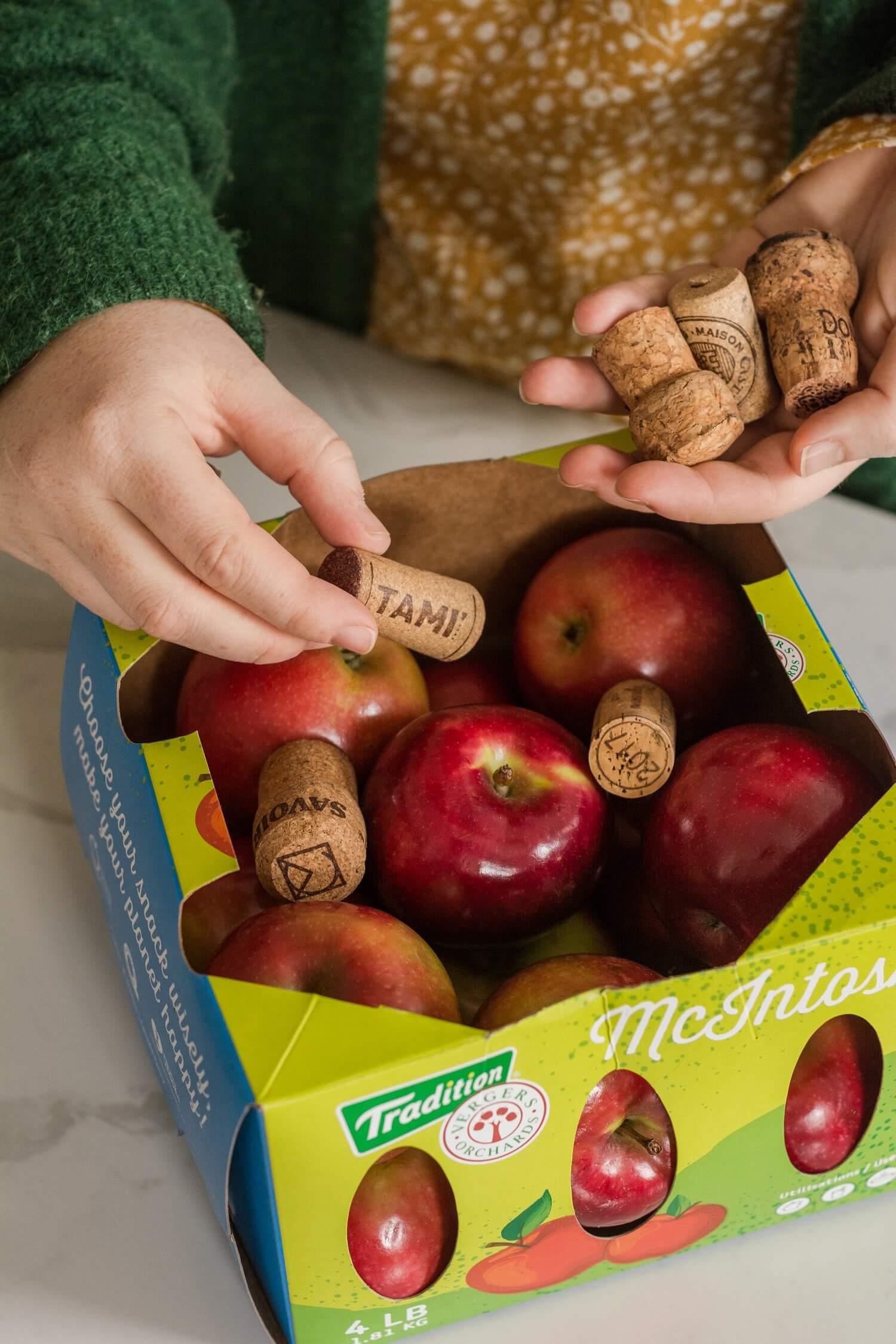 Questions-réponses zéro gaspi : les pommes